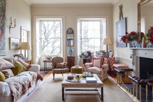 These traditional living room ideas will inspire an elegant makeover