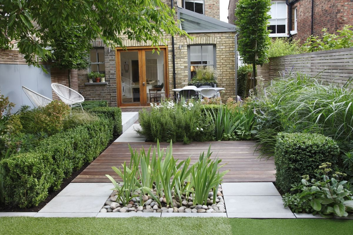 Small garden layout ideas: 23 clever ways to arrange your outdoor space