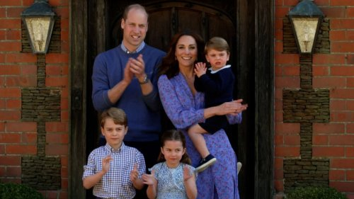 Princess Charlotte and Prince Louis will lose this royal family title when William becomes king