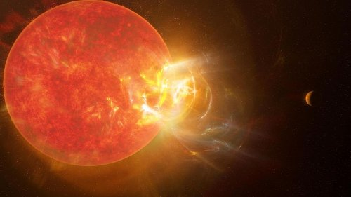 Proxima Centauri shoots out humongous flare, with big implications for alien life
