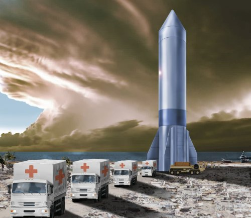 US Air Force wants a commercial Rocket Cargo Vanguard to fly stuff anywhere on Earth