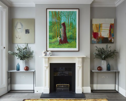 How to hang a picture – top tips from experts on how to hang art