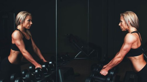 Why dropping the heavy weights might help you get stronger long term