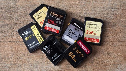 Best SD Cards 2021: the best memory cards for your stills or video camera