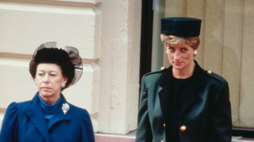 Princess Diana and Princess Margaret's turbulent relationship has been revealed