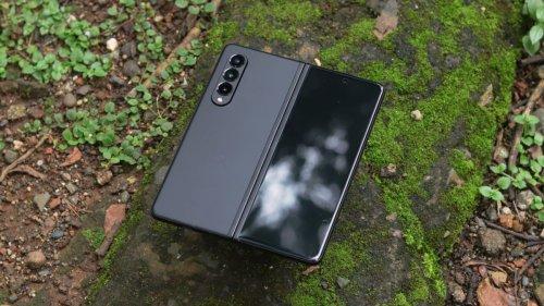 Ist das Samsung Galaxy Z Fold 3 gerade besser geworden? Offizielles Video zeigt neue Farben
