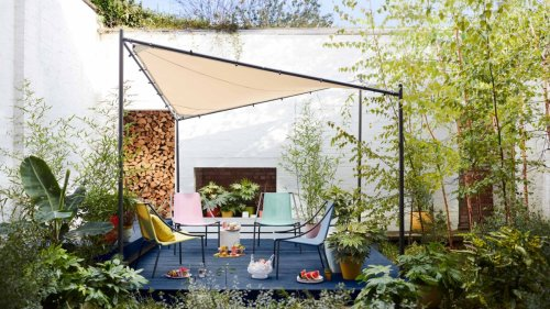 Add shade and shelter to the garden with these gazebos