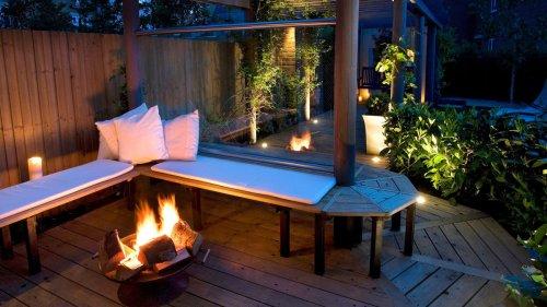 Deck lighting ideas: 11 enchanting ways to illuminate decking at night