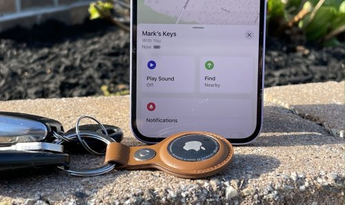 Apple AirTag review (hands on): The key finder I've been waiting for