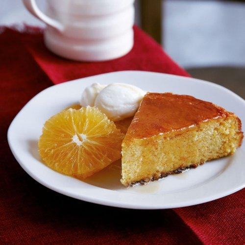 Orange and Almond Cake