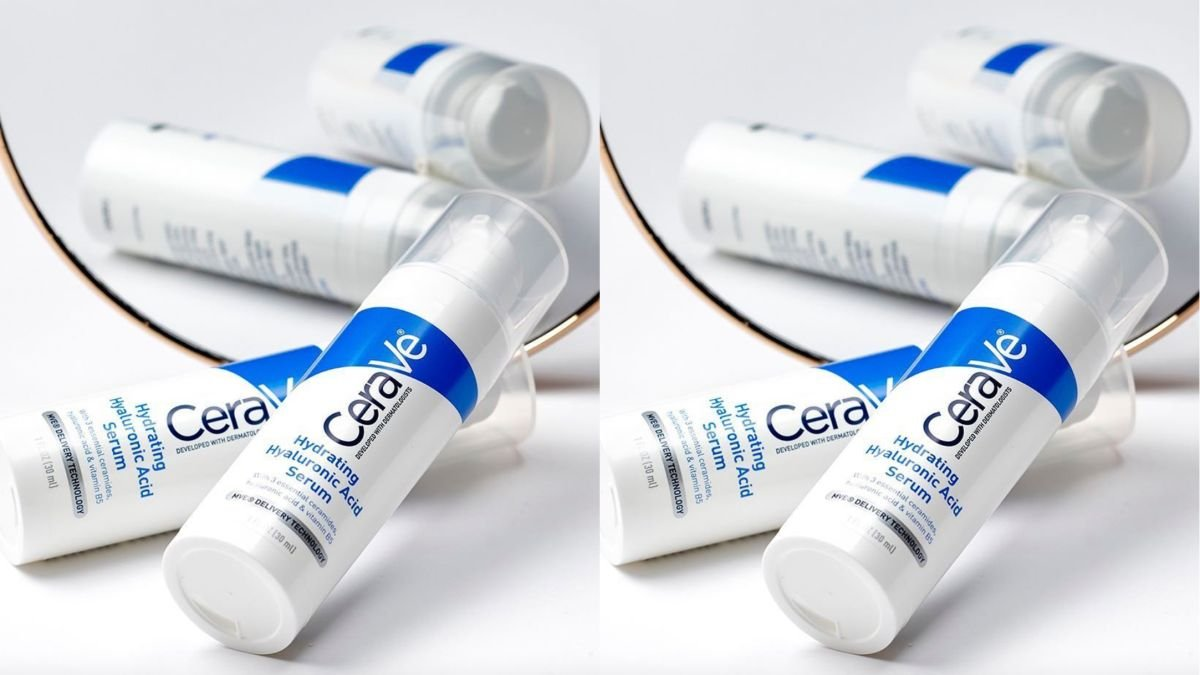 CeraVe's Hydrating Hyaluronic Acid Serum is *finally* available in the UK