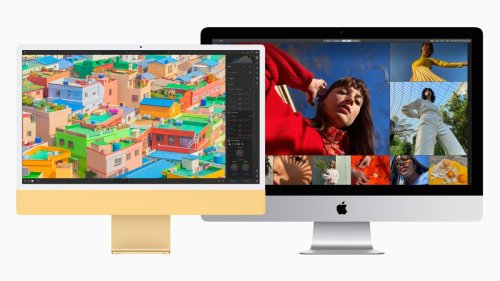 iMac 24 vs iMac 27: Is the M1 or the Intel the best iMac for creatives?