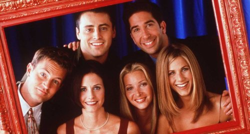 The cast of 'Friends' to reunite for HBO Max next week