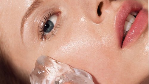 'Skin icing' - the new facial cryotherapy trend for when you've reached peak jade roller