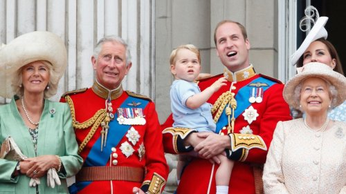 The bizarre thing about the royal family you may have spotted during the pandemic