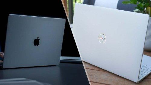 MacBook Pro 14 vs. Dell XPS 13: Which premium laptop should you buy