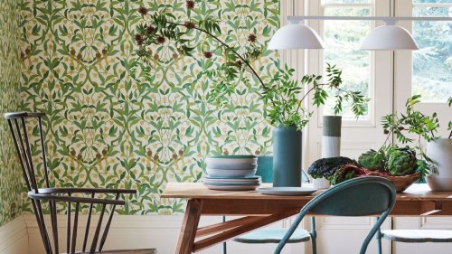 Country wallpaper ideas for beautiful period properties