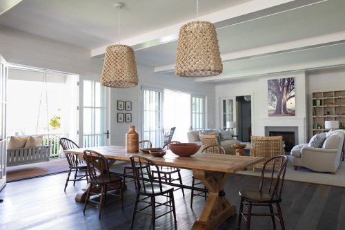 This Sonoma farmhouse has a warming summer style that lasts all year