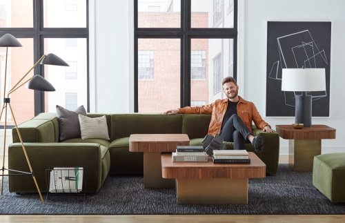 9 top tips on styling a small space – from Queer Eye's design expert, Bobby Berk