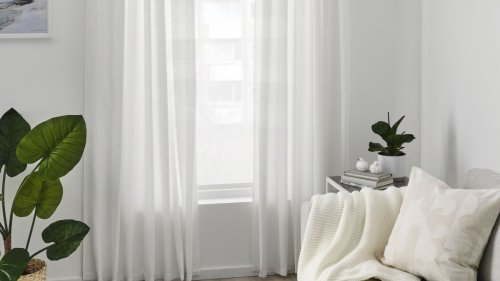IKEA has launched the perfect curtain for city dwellers