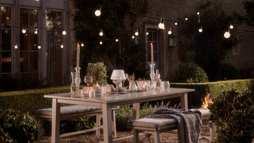 24 fun ways to light up your garden in style