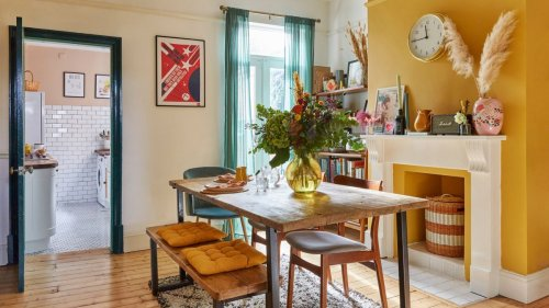 See this colorful home