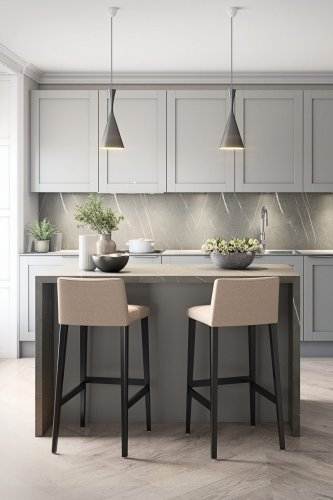 Small kitchen island ideas for when you're tight on space