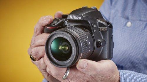 The best Nikon D3400 deals in September 2021