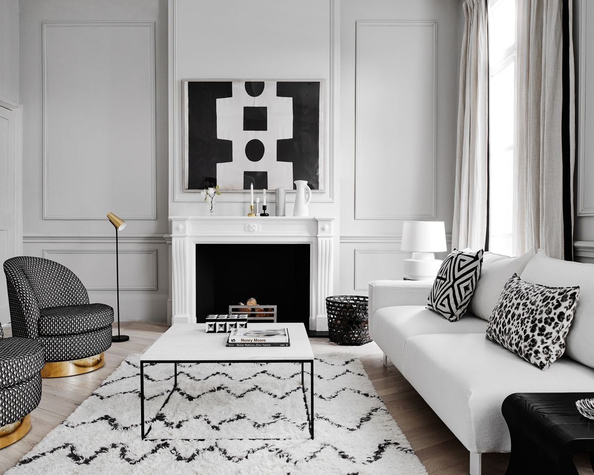 Decorating with white – 10 pure, fresh and oh-so sophisticated ideas