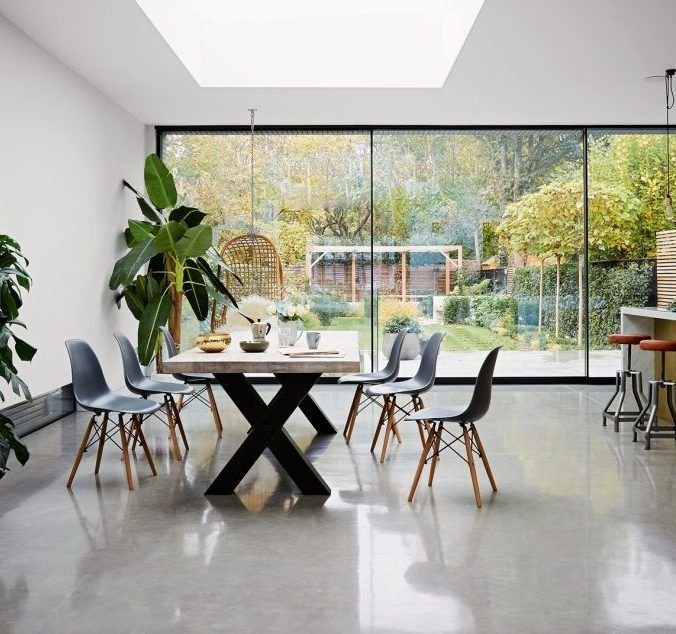Concrete in the home (it's not that hard)