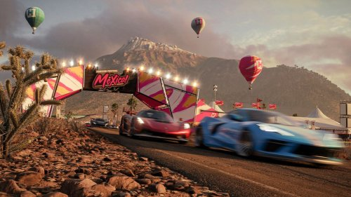Forza Horizon 5 has 426 cars and counting
