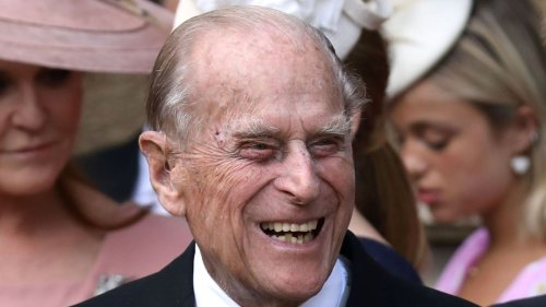 A look back at Prince Philip's most humourous quips