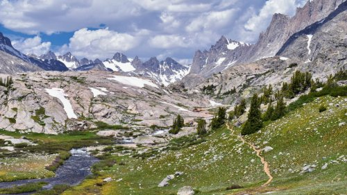 The Continental Divide Trail: America's most remote long trail