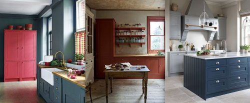 Painted kitchen ideas – 17 inspiring ways and tips for painting a kitchen