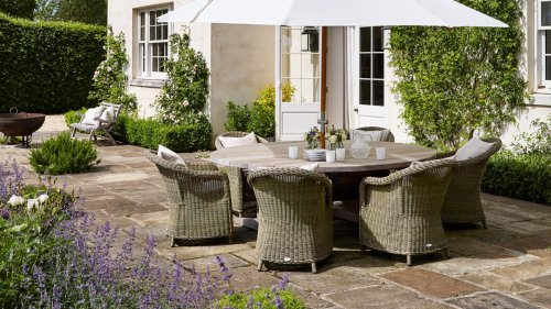 Patio paving ideas: 12 stylish ways with patio pavers to update your outdoor living space