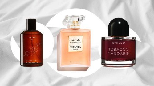 Why wearing perfume to bed is the next big thing