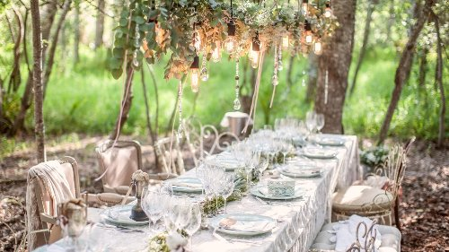 The ultimate guide to garden weddings