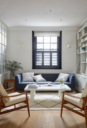 This west London home has gorgeous Scandi styling
