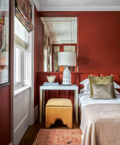 Colorful bedroom ideas – 10 favorite schemes chosen by experts