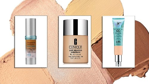 Our top picks for the best foundations suited to acne prone skin