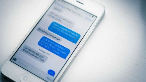 How to hide messages on your iPhone