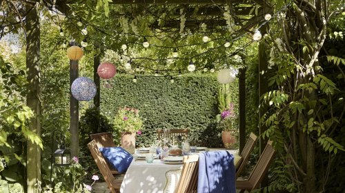16 ways to illuminate your plot with pendants, fairy lights, stakes and more