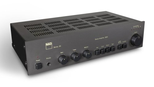 That Was Then... NAD 3020