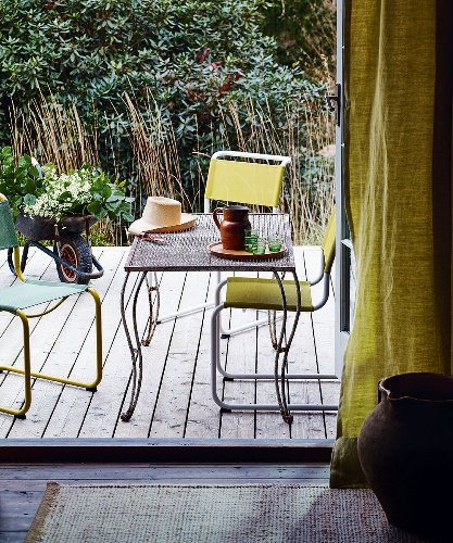 Patio ideas for a welcoming outdoor living space