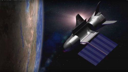 Space-based solar power getting key test aboard US military's mysterious X-37B space plane