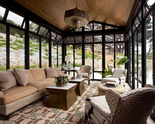 We can't get enough of this extraordinary home in California