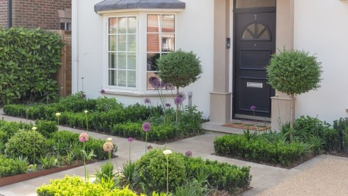 16 ways to spruce up your plot with paving, planting and more