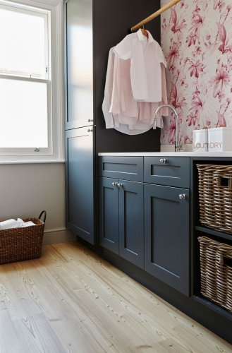 35 super chic laundry room ideas to inspire you to update your own