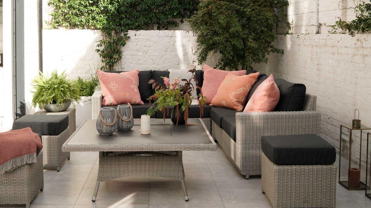 Courtyard garden ideas: 22 stunning ways to transform small, walled spaces