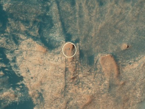 Some evidence of ancient Martian life has mysteriously vanished, NASA finds